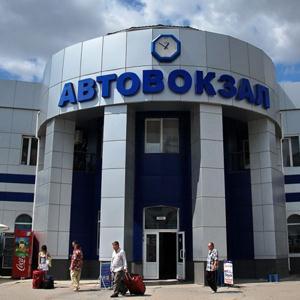 Автовокзалы Кочубеевского