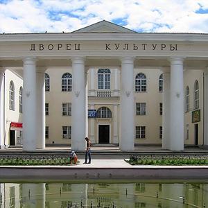 Дворцы и дома культуры Кочубеевского