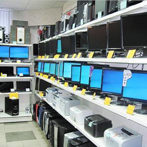 Компьютерные магазины Кочубеевского