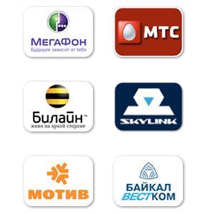 Операторы сотовой связи Кочубеевского