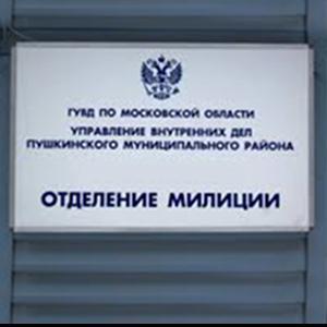 Отделения полиции Кочубеевского