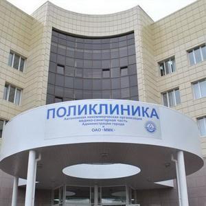 Поликлиники Кочубеевского