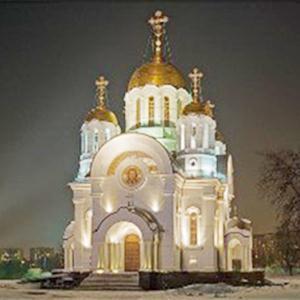 Религиозные учреждения Кочубеевского