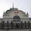 Железнодорожные вокзалы в Кочубеевском