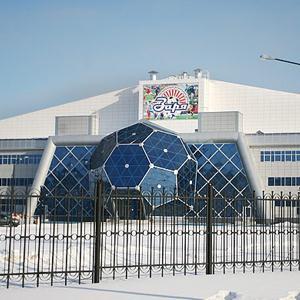 Спортивные комплексы Кочубеевского
