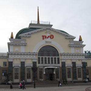 Железнодорожные вокзалы Кочубеевского