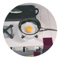 Кафе Лесная поляна - иконка «кухня» в Кочубеевском